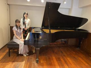 今夜のゲストは、ピアニスト 尾城杏奈さん