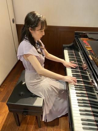 尾城杏奈さんによる昨年のライブ演奏より