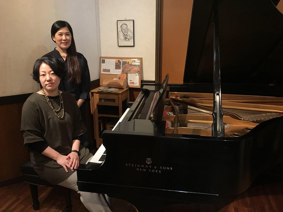 伊集院紀子さんのピアノグラニテ...