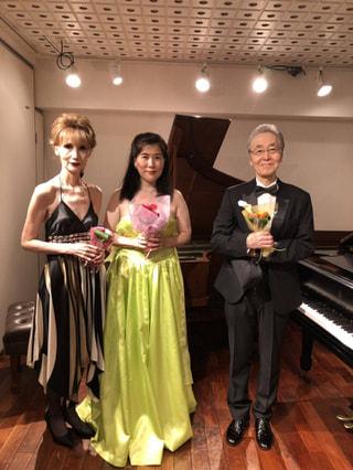 樋口あゆ子平和祈念 ピアノリサイタル&フルートの響き2019