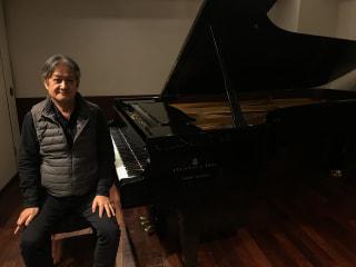 今夜のゲスト ピアノ調律師 高木裕さん