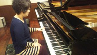 伊集院紀子さんのピアノグラニテ