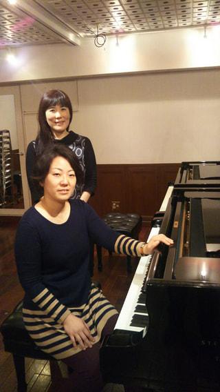 ピアノグラニテ 伊集院紀子さん