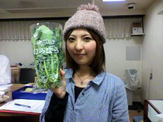 川崎市多摩区で話題の野菜「のらぼう菜」をレポート!