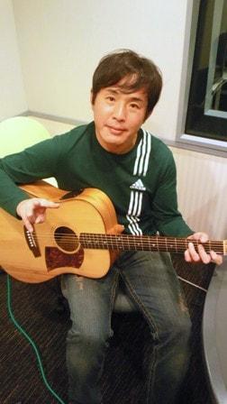 12月のマンスリーライブアーティストは佐藤竹善さんでした!
