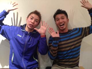 宇野さんと2012年のランニングをふりかえり!