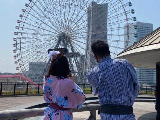 【美女とサトル】茉奈ちゃんと温泉デート