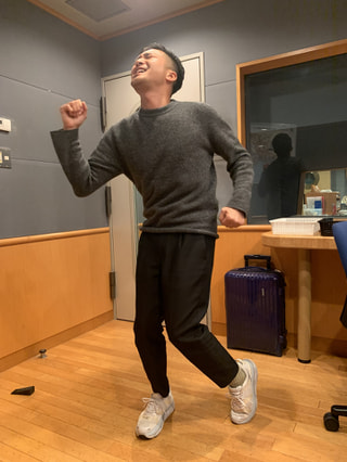 【メッセージテーマ】歌って踊りだしたくなる瞬間♪