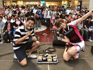 【美女とサトル】鈴木まひるさんがウェアラブルワイヤレススピーカーや彩速ナビを紹介!