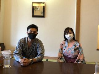 【美女とサトル】茉奈ちゃんと個室デート
