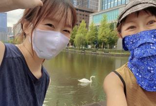 【JOG STATION】立石純子さんとトレーニング!
