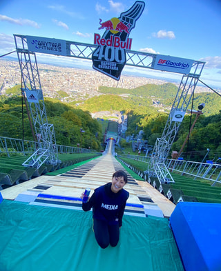 【JOG STATION】最高斜度37度の坂に挑戦!