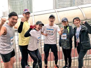 横浜マラソン2018振り返りリポート!