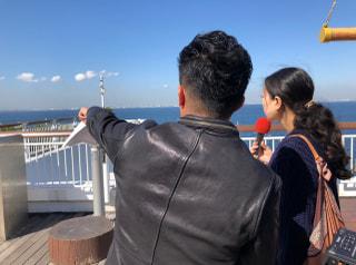 Sinonさんと海ほたるデート♡