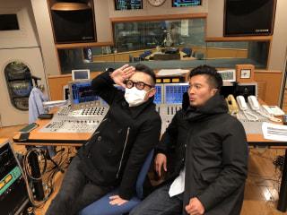 黒田カントリークラブさん、久々のスタジオ生出演!