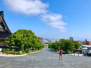 【JOG STATION】和可菜さんの函館旅RUN