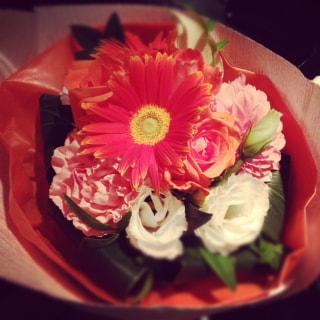 お花〜^^