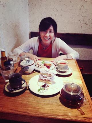 美咲町のカフェへ。