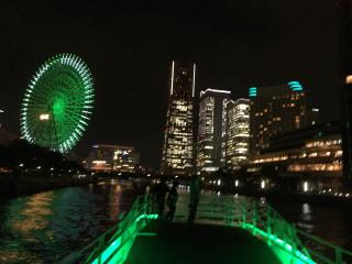行列も渋滞もない横浜観光、そのうえ料理は絶品作り立て 濱進さんの屋形船!