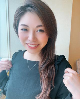 希少なピンクダイヤを使った美しいネックレス