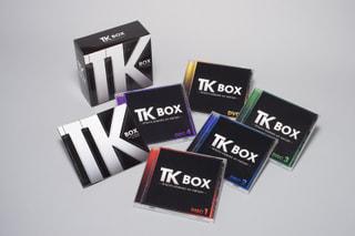 CD TK BOX ~TETSUYA KOMURO HIT HISTORY~ 全曲リスト