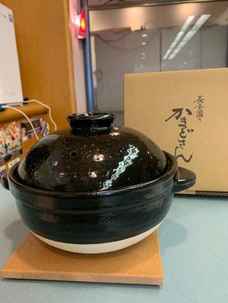 簡単に美味しい土鍋ご飯を楽しめます!!