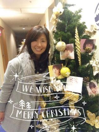 聖子ちゃんとメリークリスマス!