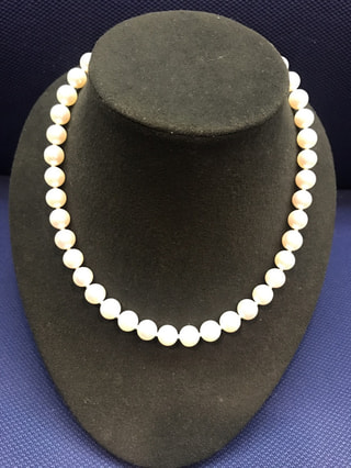 9ミリ超えのあこや真珠