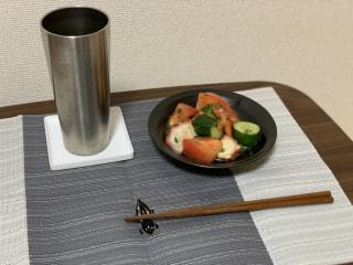 ReiのカルパッチョもB型のレシピ公開!