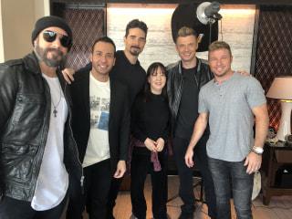 今夜はBackstreet BoysのNickとHowieが登場!ハ・ソンウン&デフィ、ウジンの新曲&HOYAインタビュー