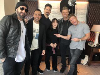 明日は来日公演発表!Backstreet Boys特集&オフィシャルインタビュー、MONSTA Xからメッセージ&Jus2の日本語ヴァージョン