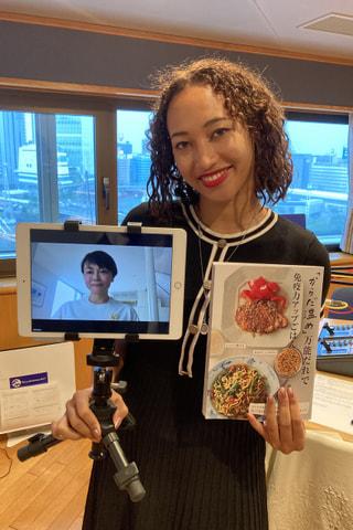 Click Clack「料理研究家の藤井恵さん」