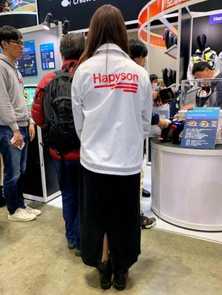 アウトドア看板娘「Hapyson Pt.5」