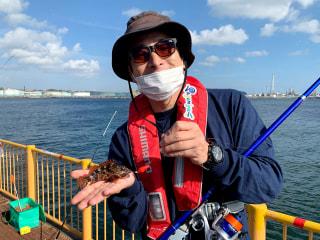 爆釣モーニング「海釣り公園実釣レポート」
