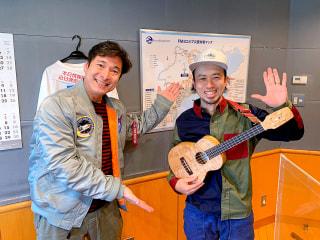 ウクレレシンガー miya takehiroさん