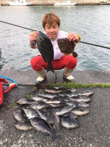 初心者にオススメの釣り「海釣り公園」①