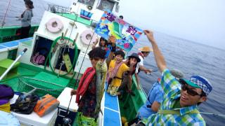 相模湾のシイラを求めて〜2015夏