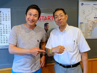 「SMART BEACH PROJECT 2019」逗子市市長 桐ヶ谷覚さん