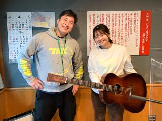 シンガーソングライター Miyuuさんをお迎え!