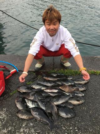 旬のお魚クイズ「寒メジナ」②