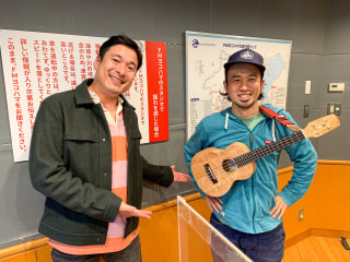 ウクレレシンガー miya takehiroさんをお迎え♪
