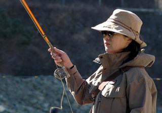 誰でも釣れるフライフィッシング講座~キャスティングの基礎