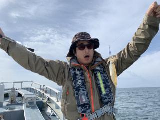 爆釣モーニング実釣取材「マルイカ釣り」