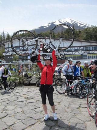 【募集】自転車で富士山に登りませんか?