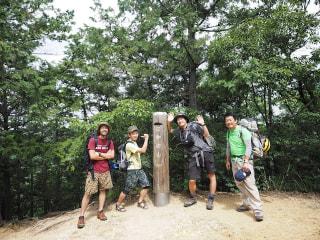 日和田山クライミング!