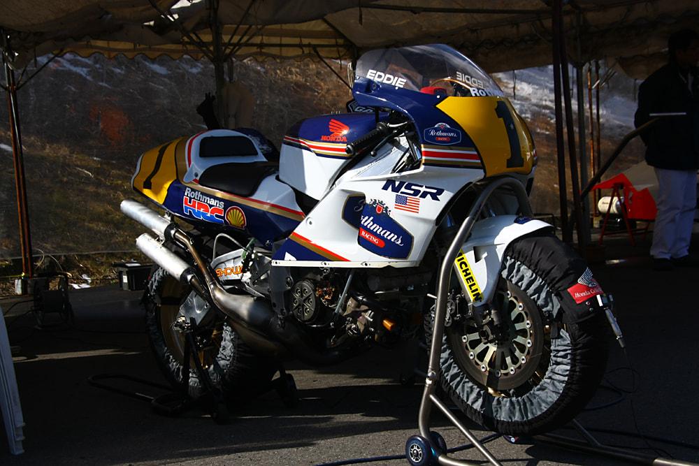 ホンダNSR500