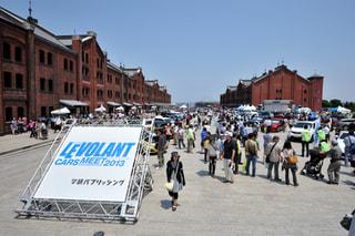 【更新情報】公開収録予定(5月11日ル・ボランカーズミート2014 横浜赤レンガ倉庫)を更新しました