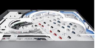 【VW】未来の都市交通を予見するコンセプトカー「NILS」と、ビートルのコンセプトも出展