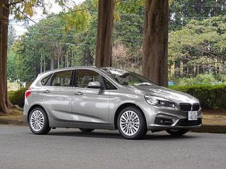 【BMW2シリーズ・アクティブツアラー】ラグジュアリーな室内は使い勝手にも優れていた!(レポート:藤本えみり)