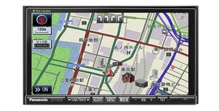 【パナソニック】SDカードをメディアとした新シリーズの「CN-S300D」を発売